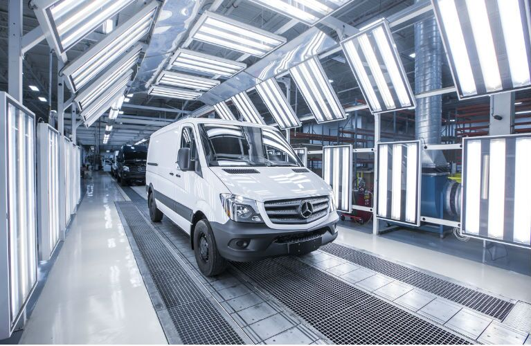 2016 Mercedes-Benz Sprinter Full-Size Van