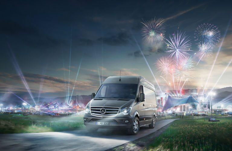 2016 Mercedes-Benz Sprinter PREMIUM Van Phoenix AZ