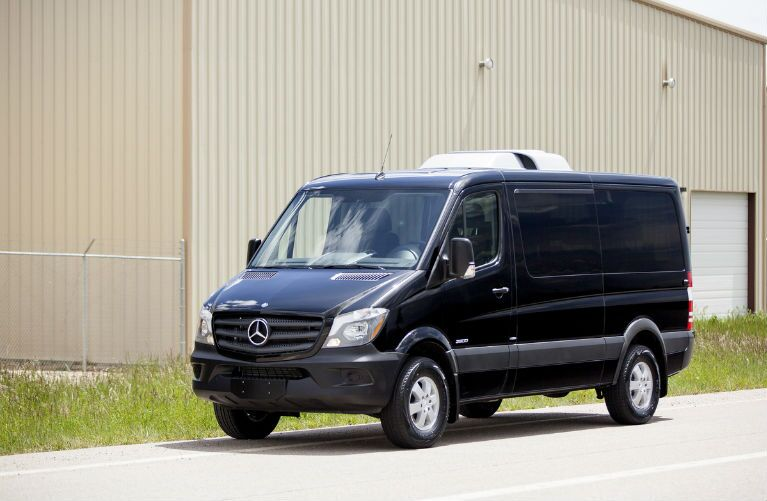 2015 Mercedes-Benz Sprinter Passenger Van Phoenix AZ