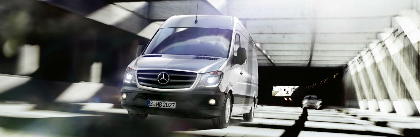 Used Mercedes-Benz Commercial Van Phoenix AZ