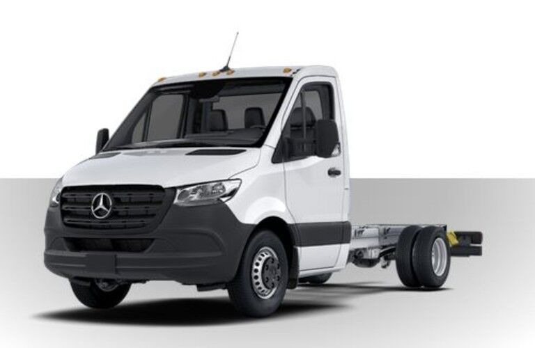 2019 Mercedes-Benz Sprinter Cab Chassis front view