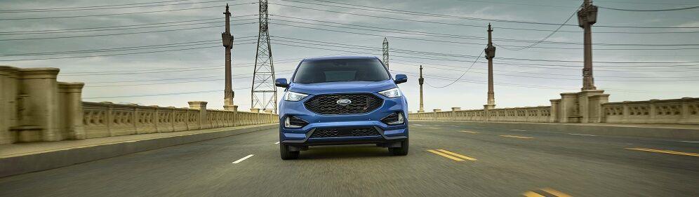 Ford Edge Lightening Blue