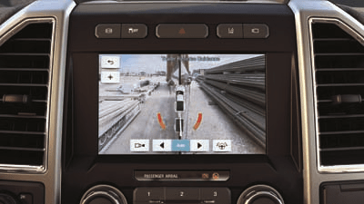 Ford Super Duty F-350 XL Interior Technology