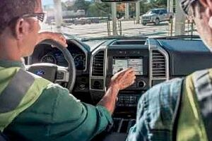 Ford F-150 Interior Technology