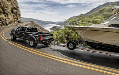 Ford Super Duty F-450 Durability