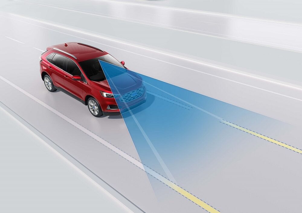 Ford Edge Safety Features