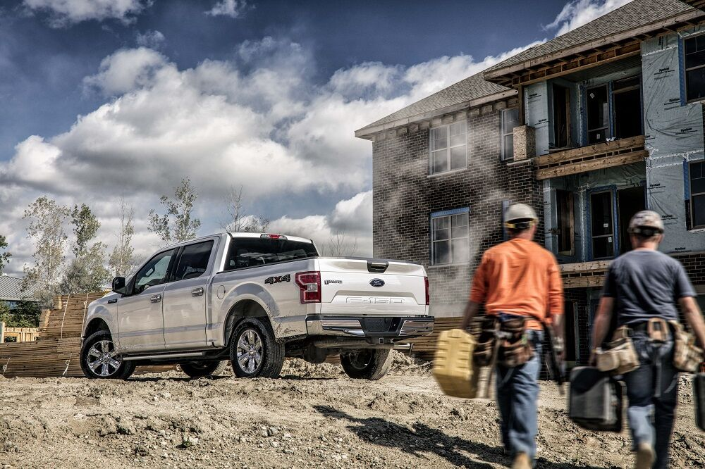 2019 Ford F-150 Specs