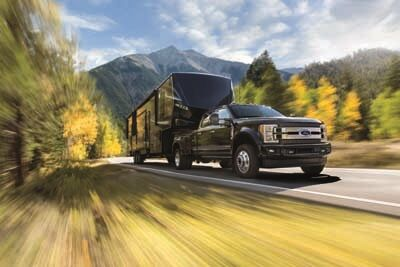 2018 Ford Super Duty F-250 Towing