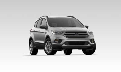 Ford Escape Titanium Silver