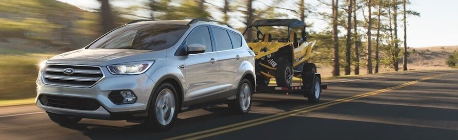 Ford Escape Titanium Towing Capacity