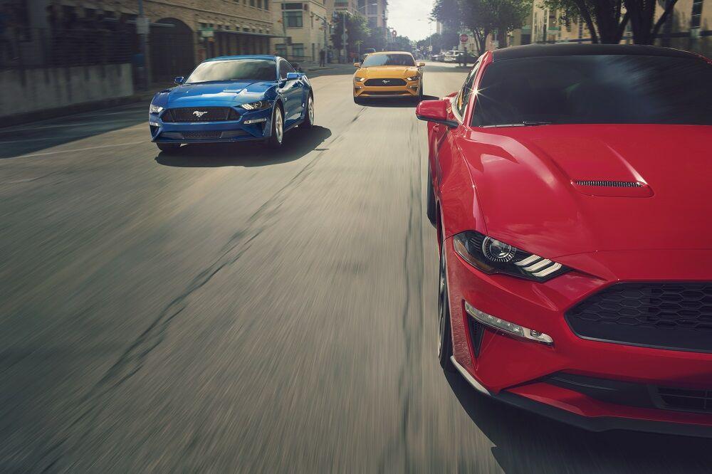 Pre-order Ford Models