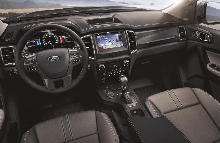 Ford Ranger Infotainment System