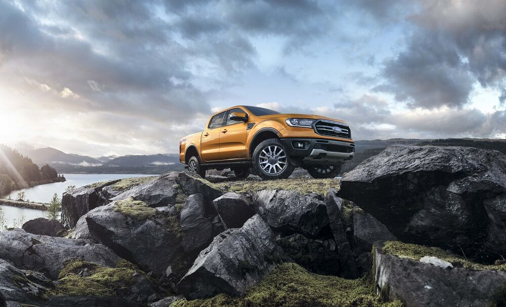 Ford Ranger Off-Road Capabilities