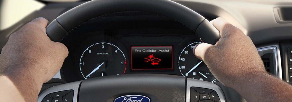 Ford Ranger Technology