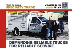 specialty trade information