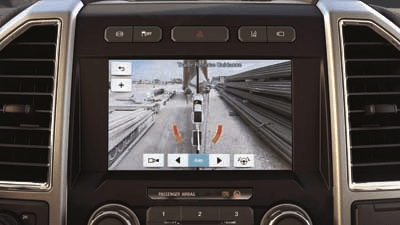 Ford F-250 Technology Features