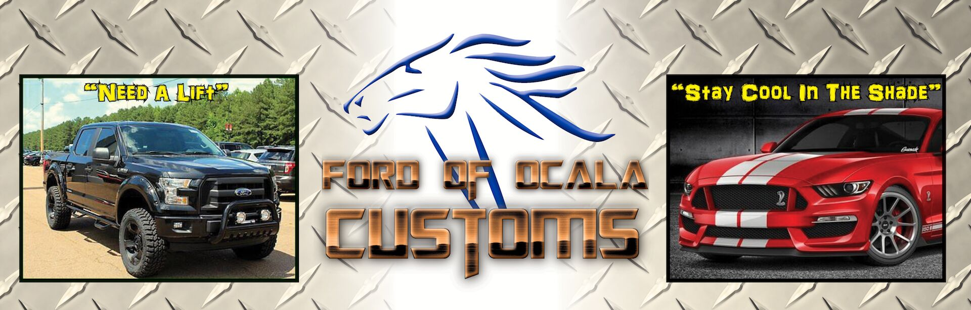 ford ocala customs