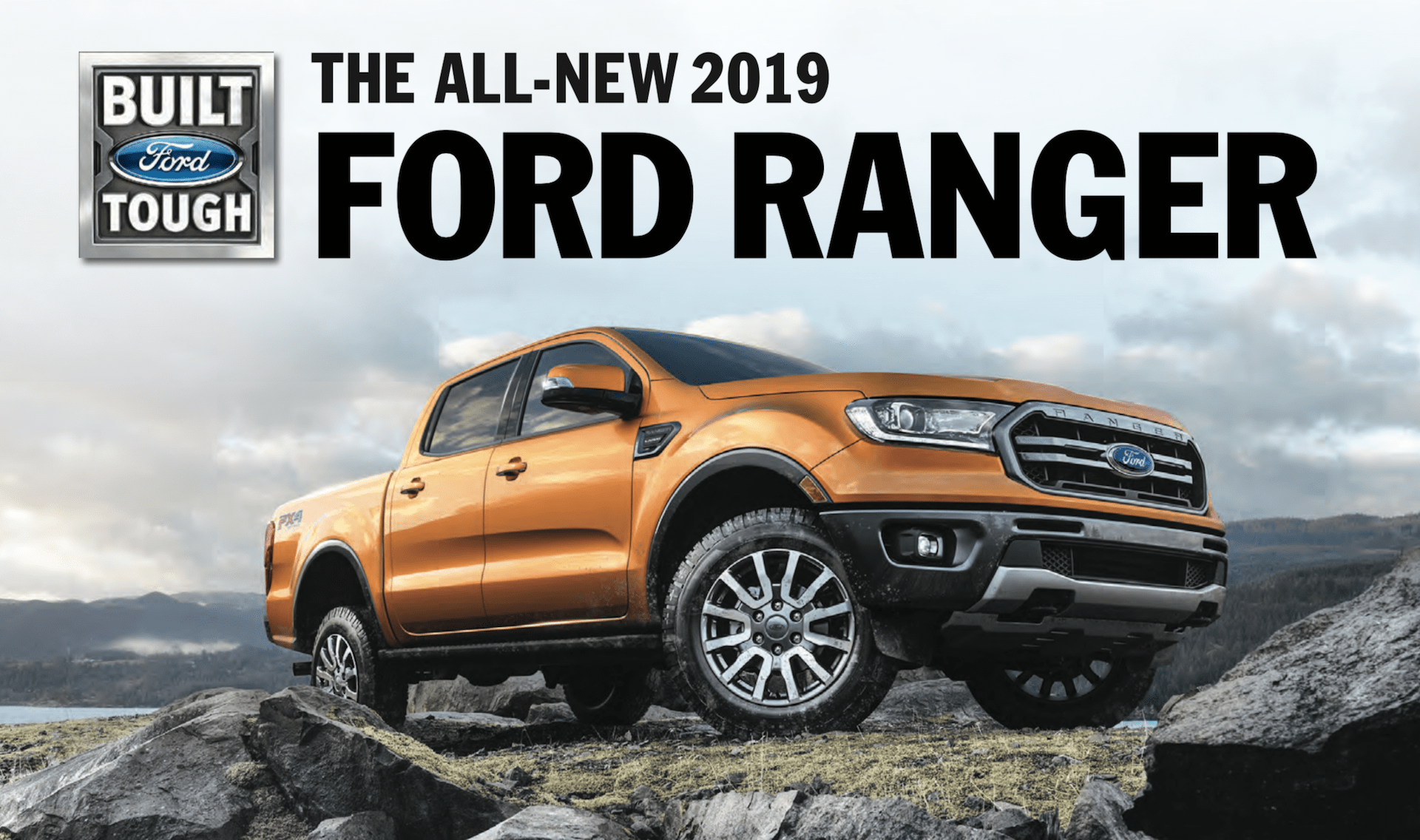 The all new 2019 ford ranger is coming to ford of clermont