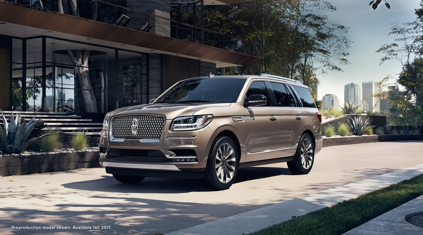 2018 Lincoln Navigator Central Florida Lincoln Orlando
