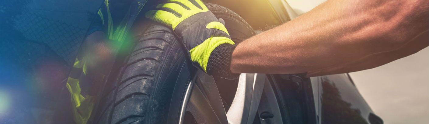 Toyota tire rotations near St. Cloud, MN