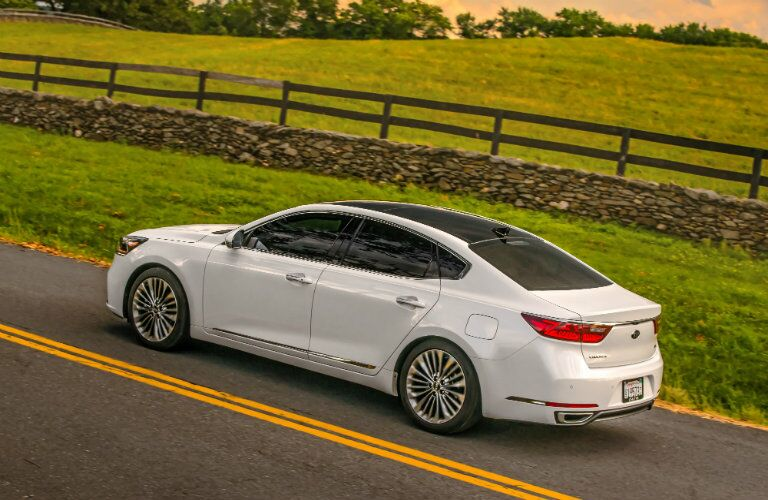 2017 Kia Cadenza Alloy Wheels