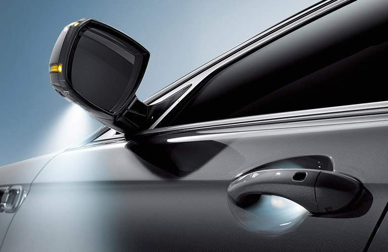 2017 Kia K900 Handle and Mirror