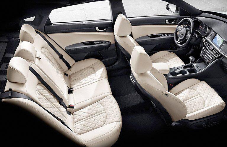 2017 Kia Optima Interior