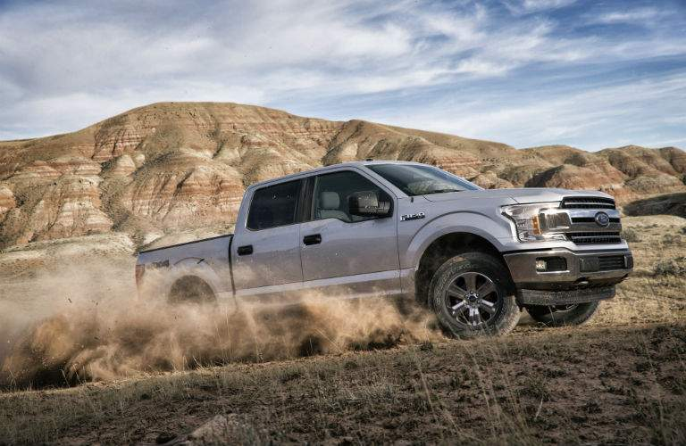 2018 F-150 still has outstanding off-road capability