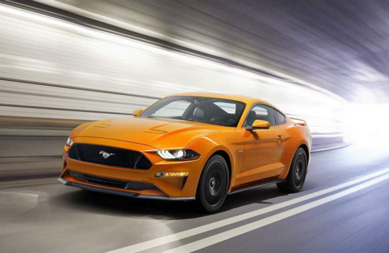 The 2018 Ford Mustang will be more nimble than previous models