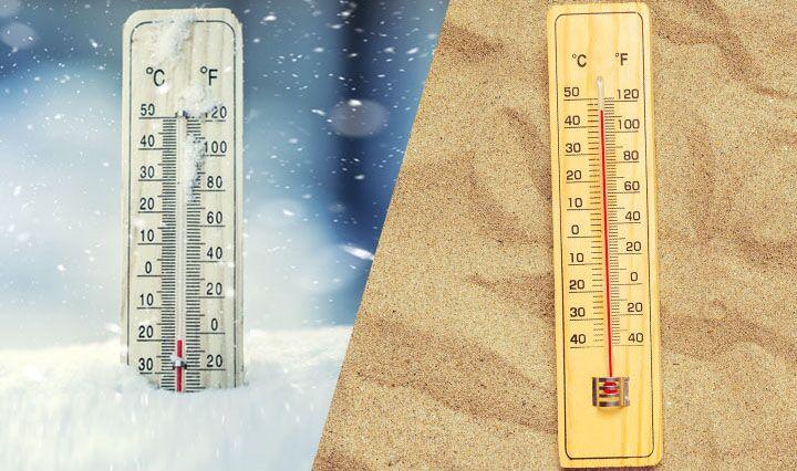 Severe Temperatures