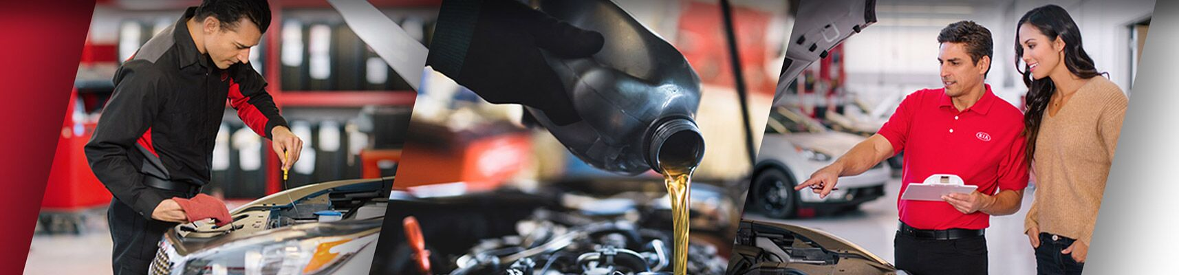 Your One-Stop Shop for Oil Changes