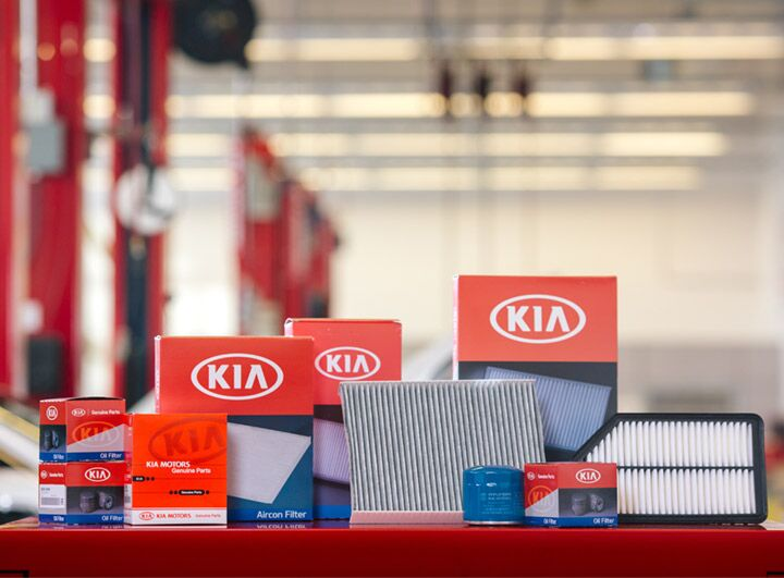 Genuine Kia Parts