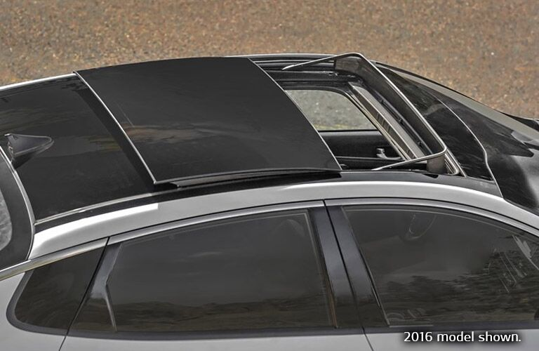 2017 kia optima sunroof