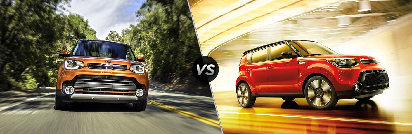 Moritz Kia Fort Worth >> 2017 Kia Soul vs 2016 Kia Soul