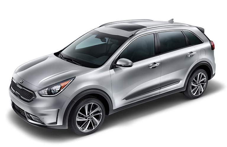 2018 Kia Niro from the side
