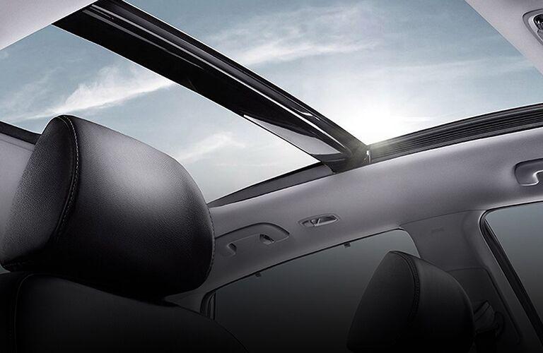 2020 Kia Optima Hybrid sunroof