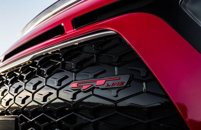 2020 Kia Soul GT Line badging
