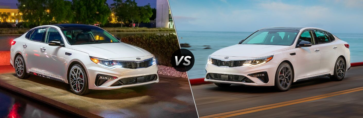 2020 Kia Optima vs 2019 Kia Optima
