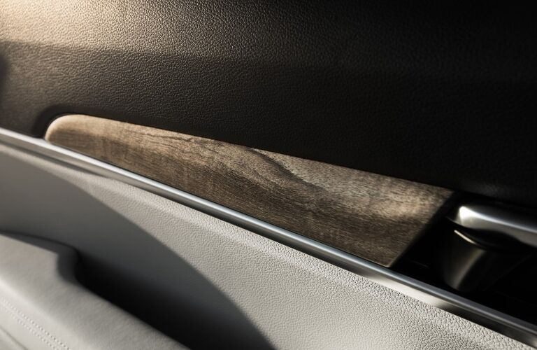 2020 Kia Telluride interior detail