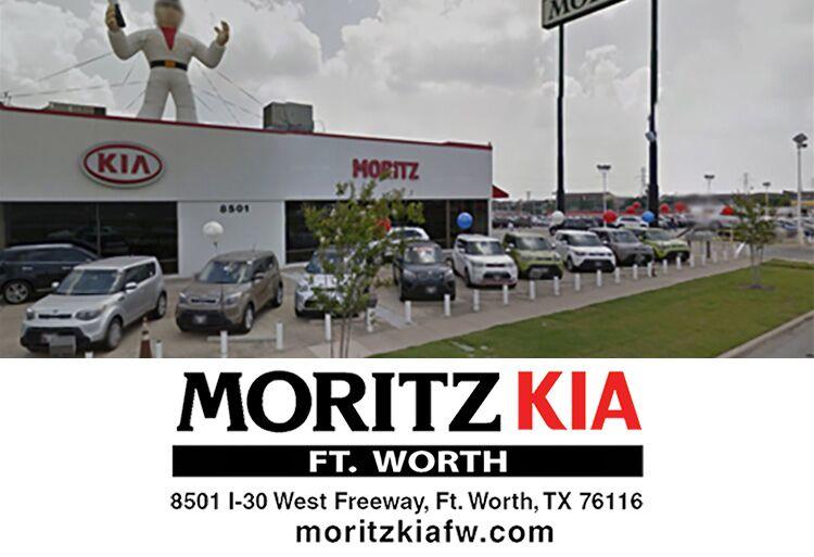 Moritz Kia Ft. Worth