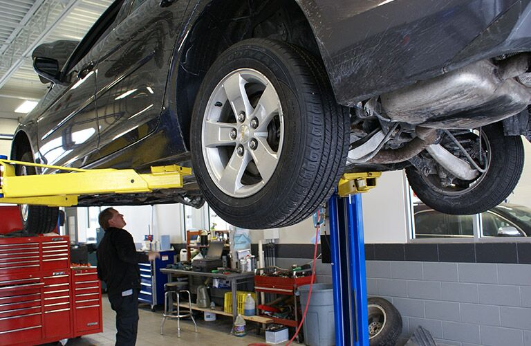 Collision Services at Hall Automotive