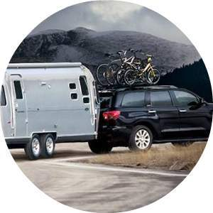 2017 Sequoia Towing Capability