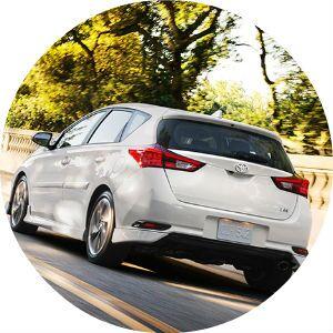 2017 Toyota Corolla iM performance