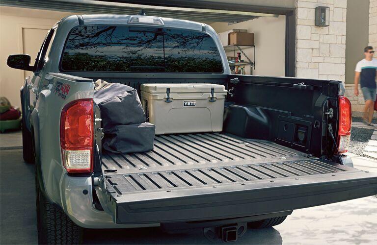 2019 Toyota Tacoma's bed