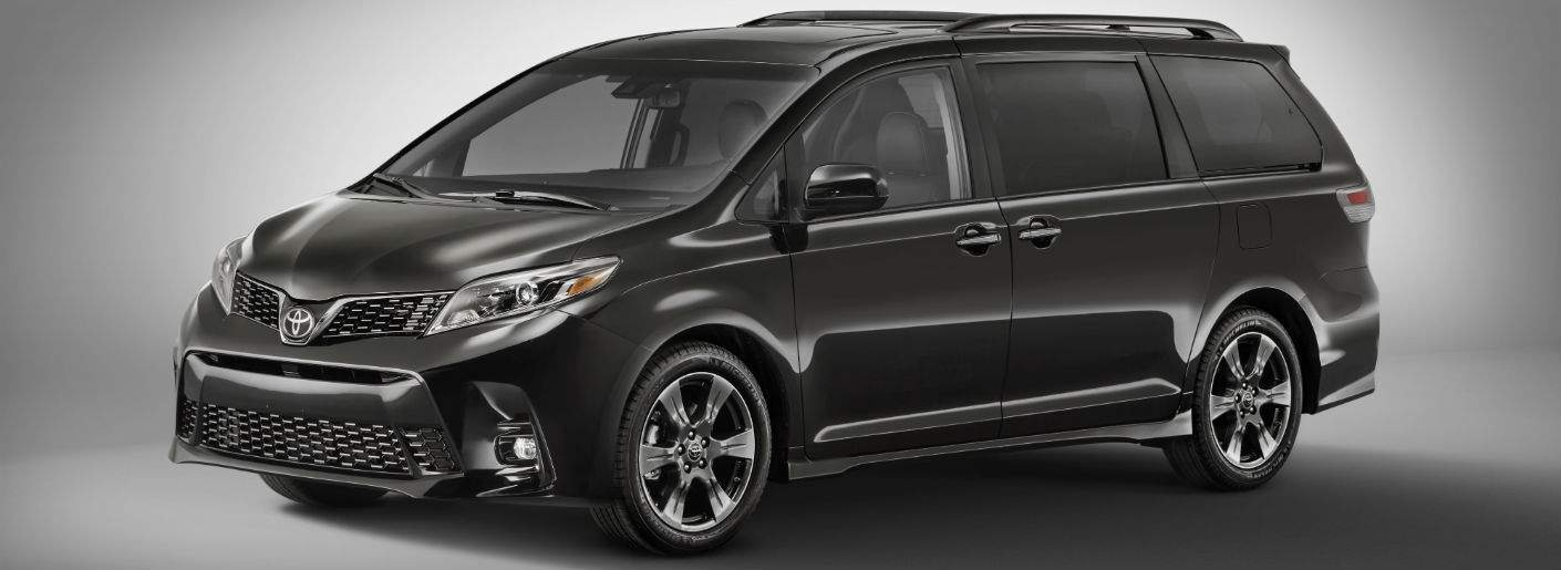 2018 Toyota Sienna near Pittsburgh, PA