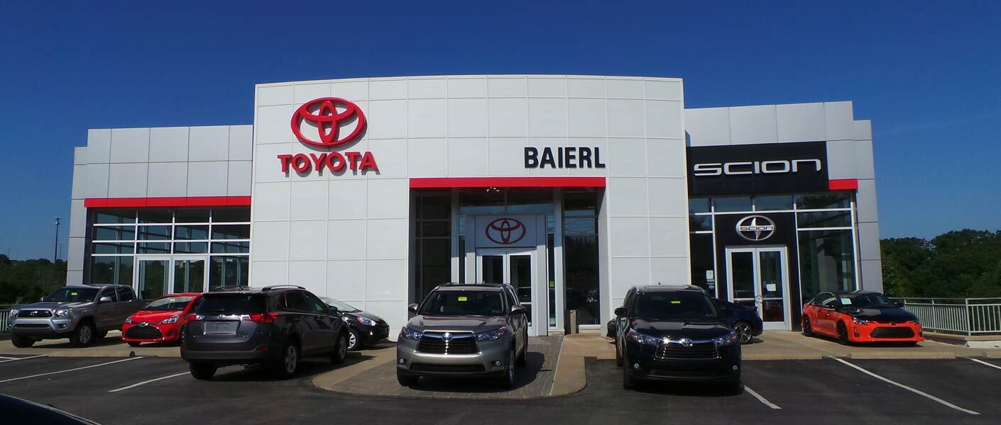 About Baierl Toyota