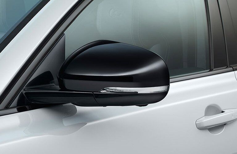 2017 Jaguar XF Side Mirrors