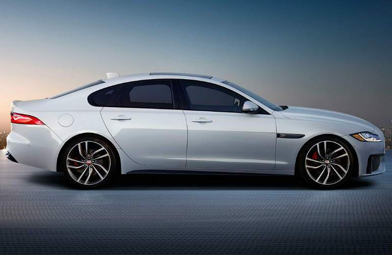 2017 Jaguar XF Exterior Color Options