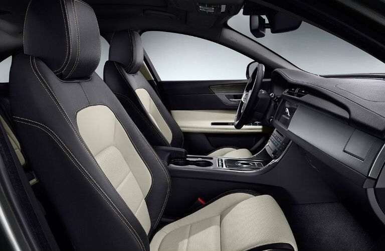 2017 Jaguar XF in Warwick RI Interior