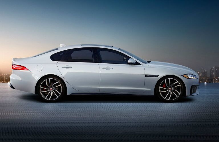 2017 Jaguar XF in Warwick RI Profile